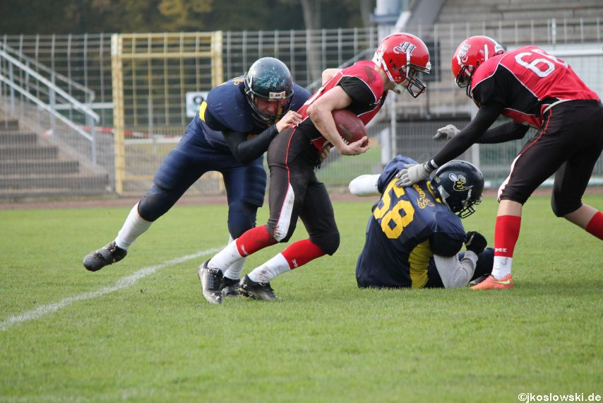U17 Hanau Hornets vs. Marburg Mercenaries418