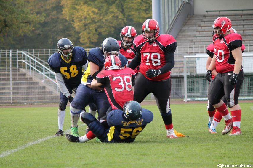 U17 Hanau Hornets vs. Marburg Mercenaries419