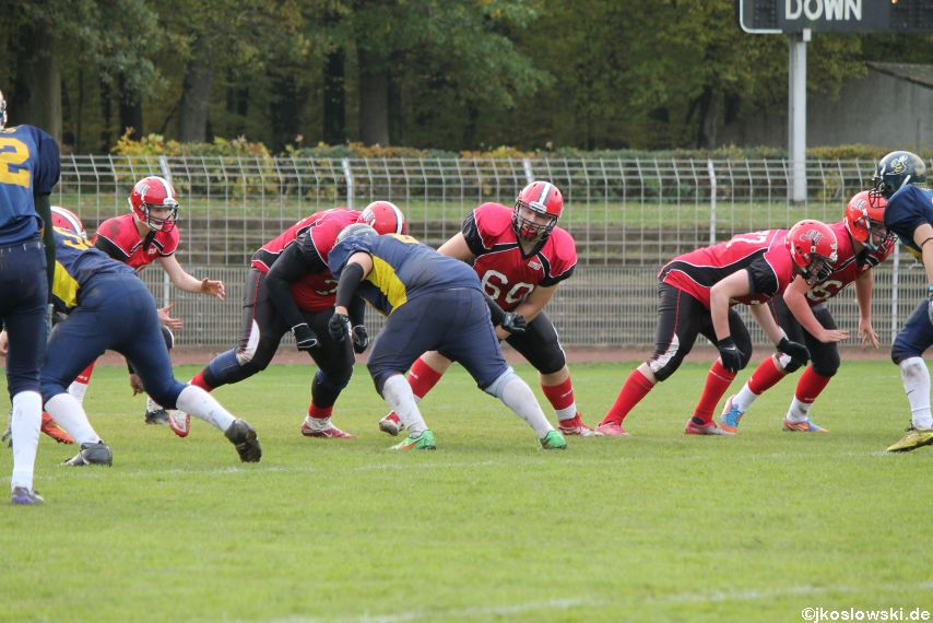 U17 Hanau Hornets vs. Marburg Mercenaries421