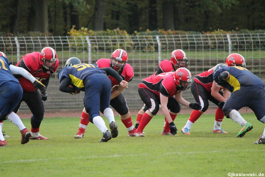 U17 Hanau Hornets vs. Marburg Mercenaries422