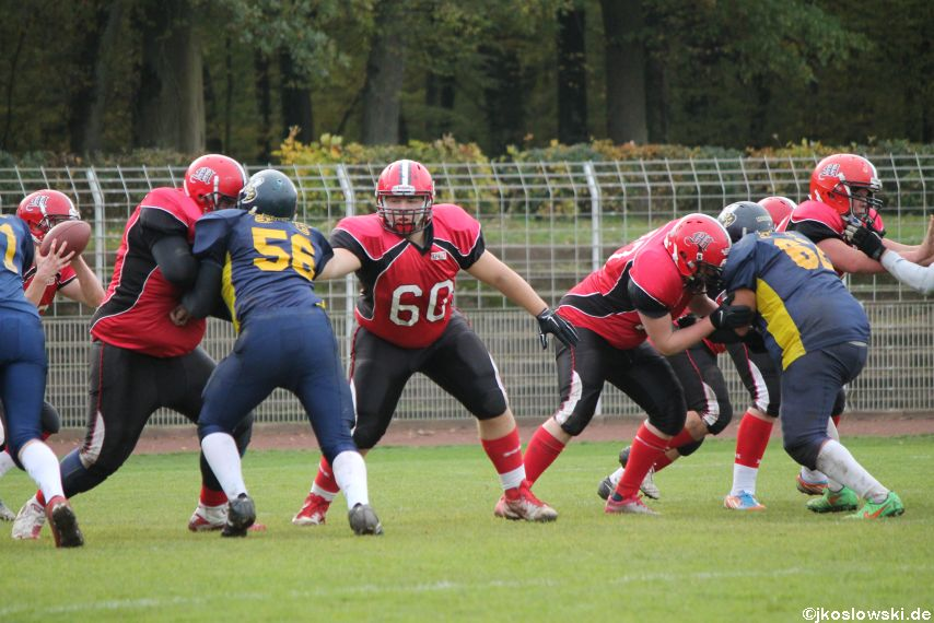 U17 Hanau Hornets vs. Marburg Mercenaries423