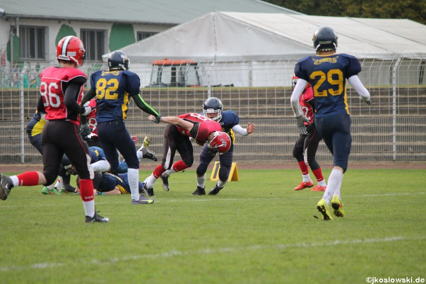U17 Hanau Hornets vs. Marburg Mercenaries425