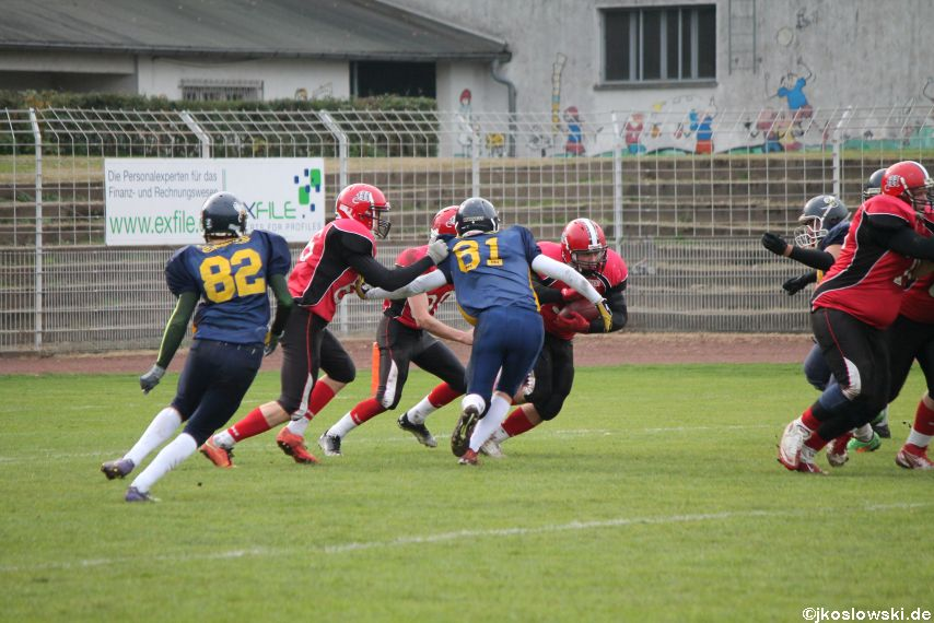 U17 Hanau Hornets vs. Marburg Mercenaries429