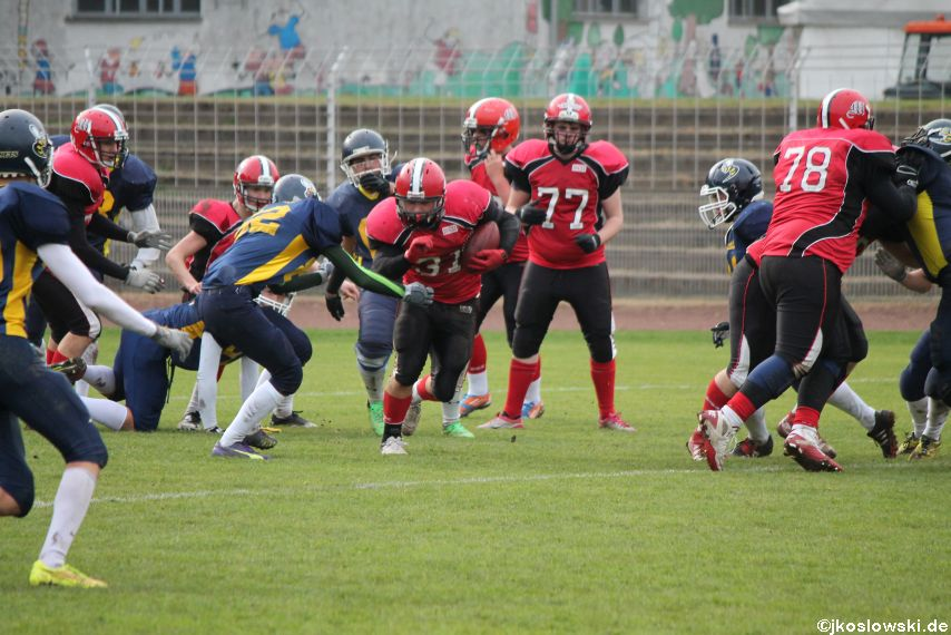U17 Hanau Hornets vs. Marburg Mercenaries430