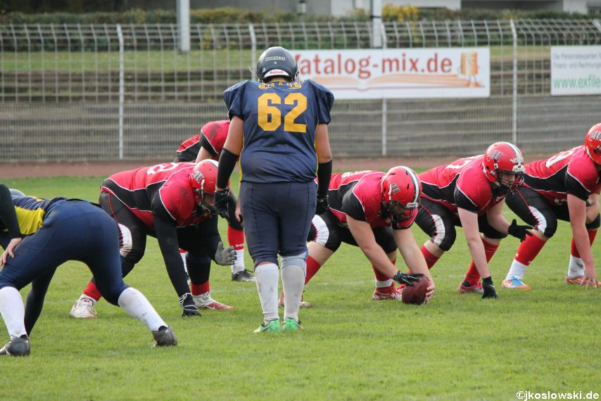 U17 Hanau Hornets vs. Marburg Mercenaries433
