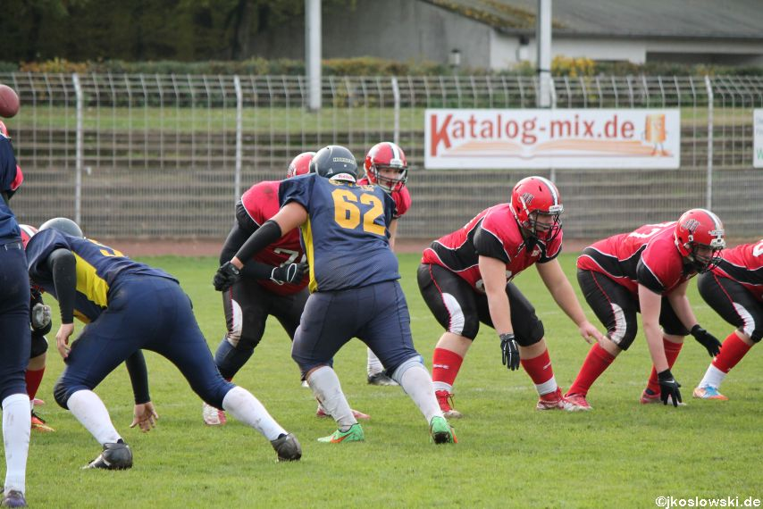 U17 Hanau Hornets vs. Marburg Mercenaries434