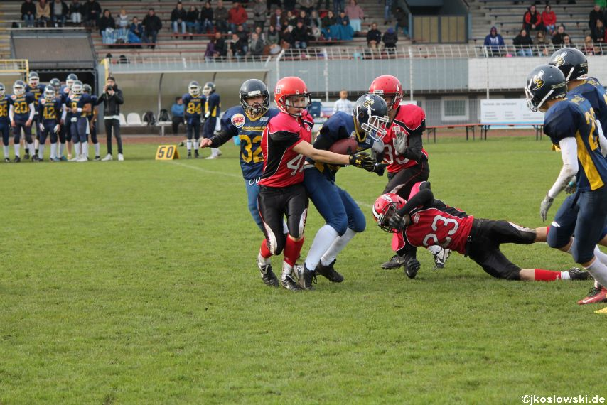 U17 Hanau Hornets vs. Marburg Mercenaries435