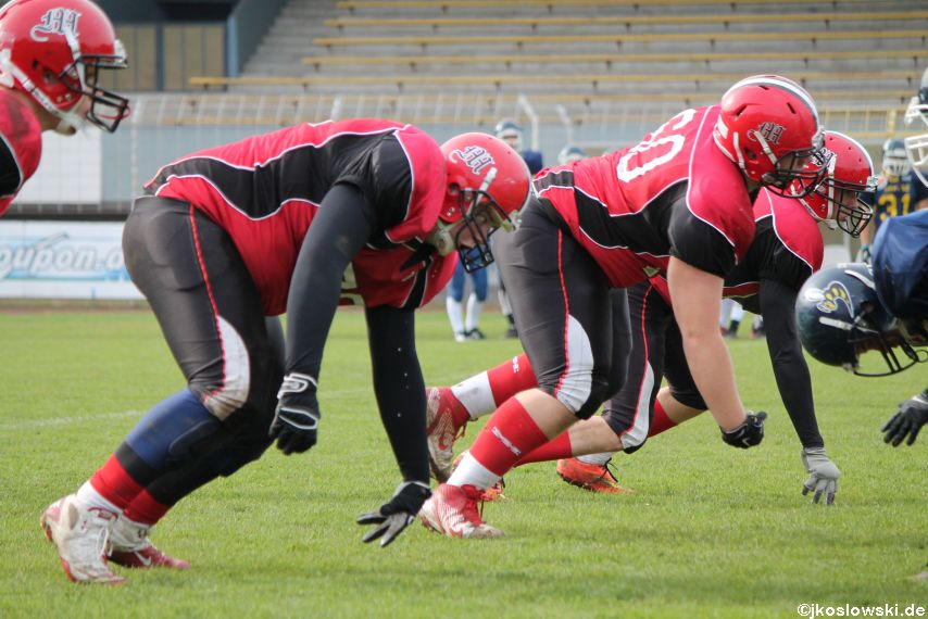 U17 Hanau Hornets vs. Marburg Mercenaries440