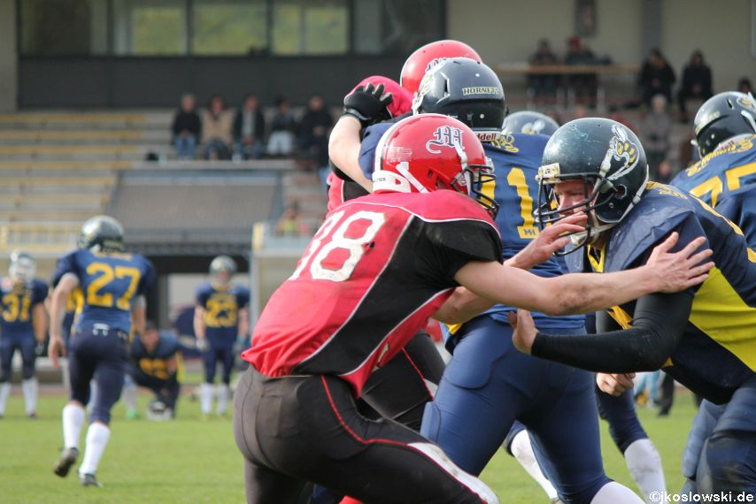 U17 Hanau Hornets vs. Marburg Mercenaries441