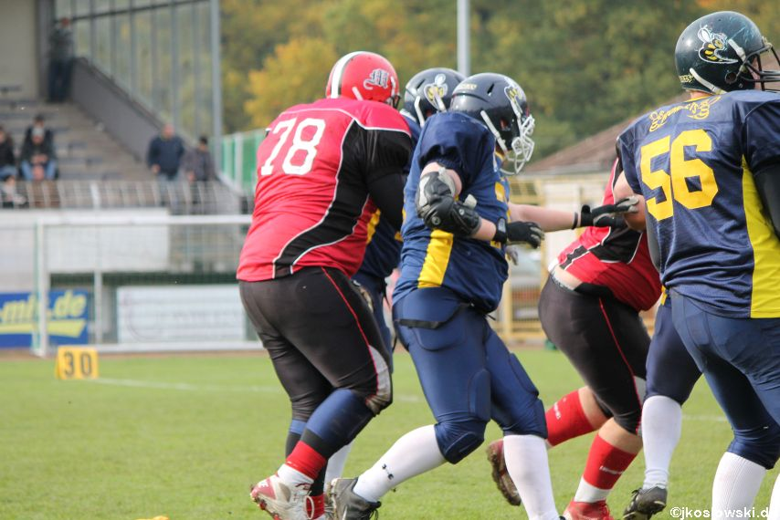 U17 Hanau Hornets vs. Marburg Mercenaries443