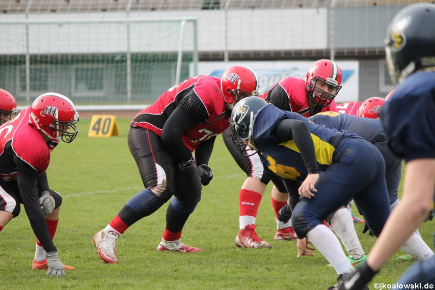 U17 Hanau Hornets vs. Marburg Mercenaries444