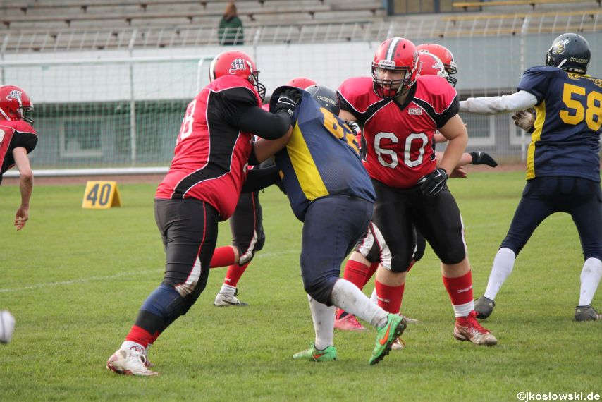 U17 Hanau Hornets vs. Marburg Mercenaries445