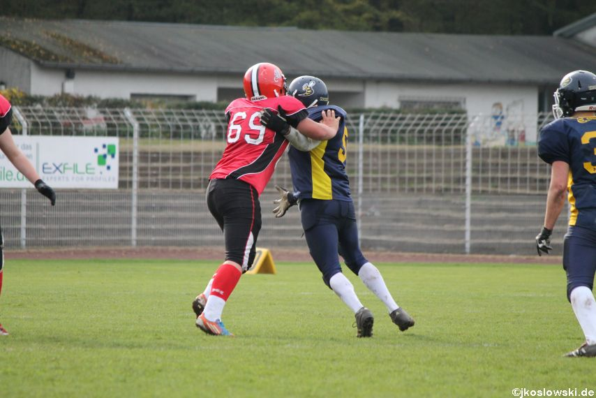 U17 Hanau Hornets vs. Marburg Mercenaries449
