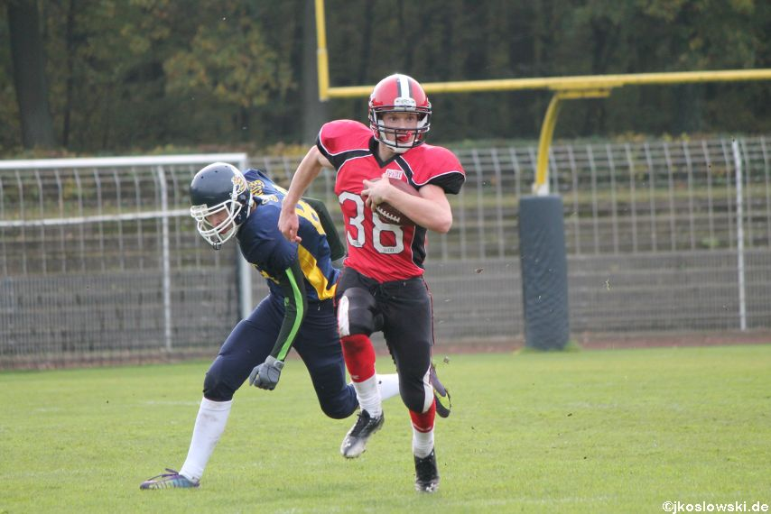U17 Hanau Hornets vs. Marburg Mercenaries450