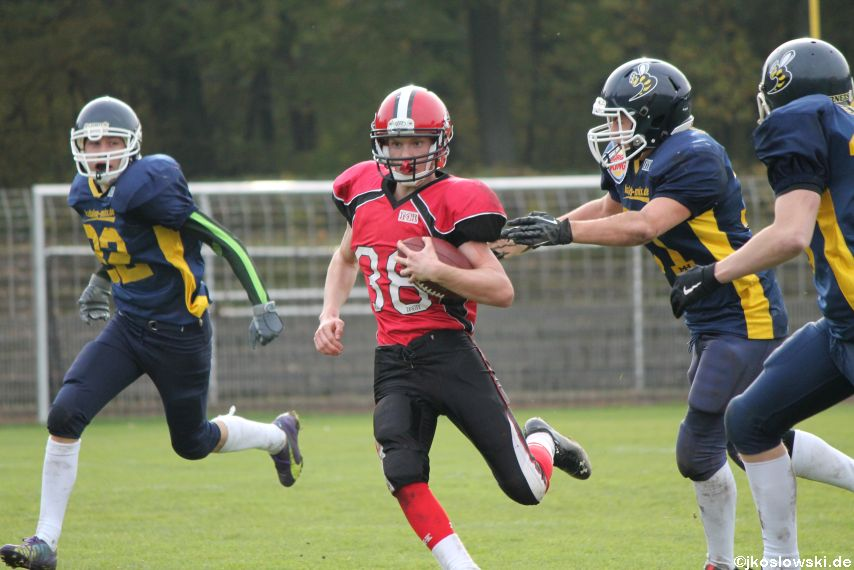U17 Hanau Hornets vs. Marburg Mercenaries451