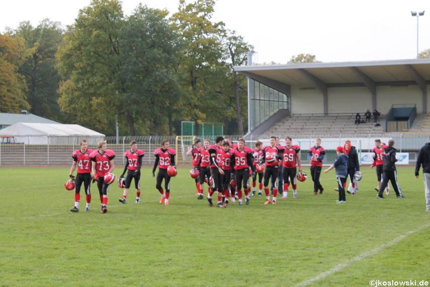 U17 Hanau Hornets vs. Marburg Mercenaries452