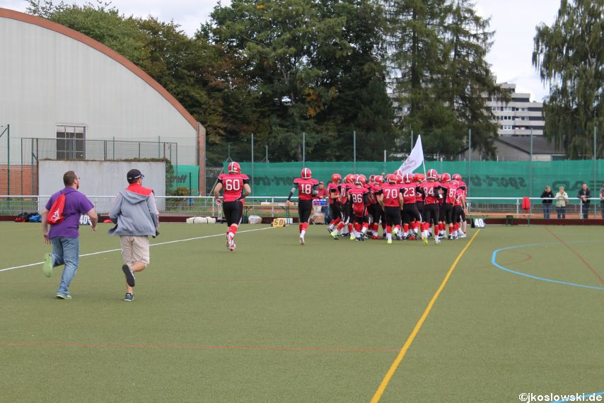 U17 Marburg Mercenaries vs. Frankfurt Pirates 001