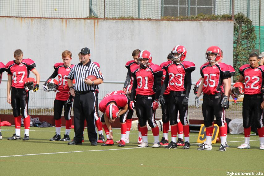 U17 Marburg Mercenaries vs. Frankfurt Pirates 003