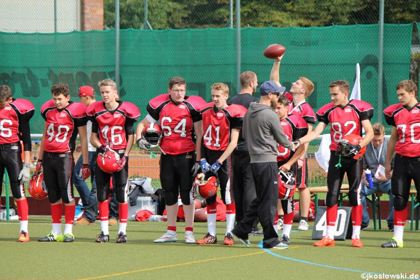 U17 Marburg Mercenaries vs. Frankfurt Pirates 005