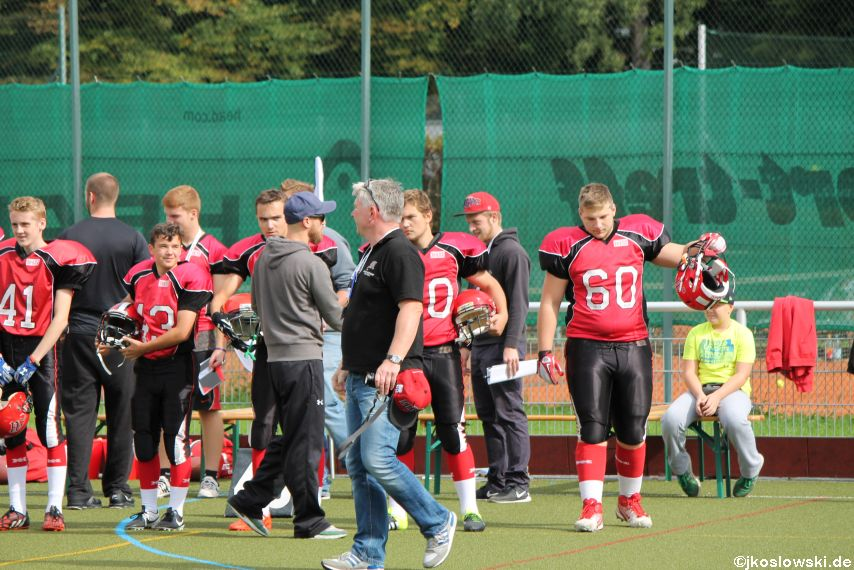 U17 Marburg Mercenaries vs. Frankfurt Pirates 006