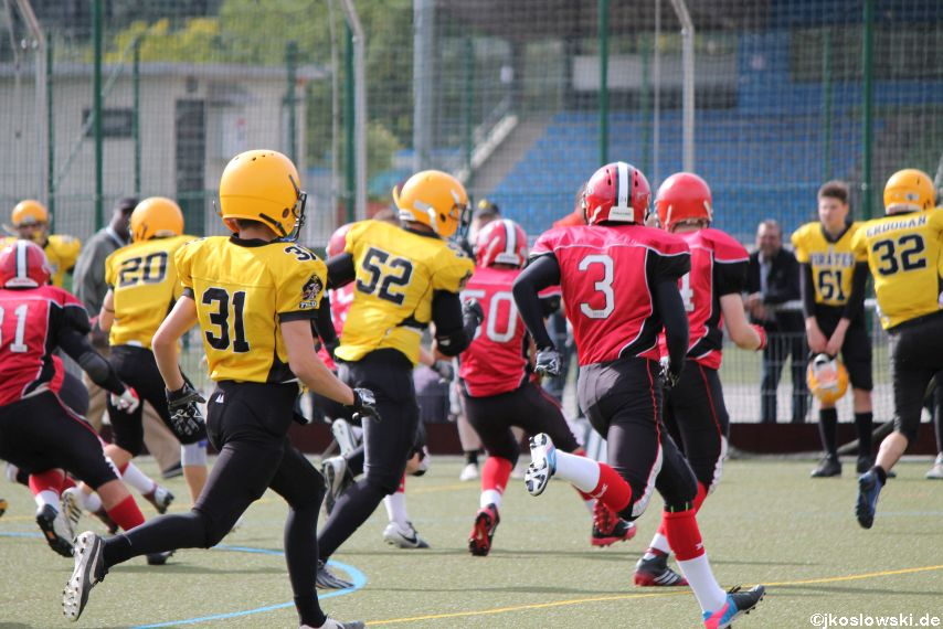 U17 Marburg Mercenaries vs. Frankfurt Pirates 013