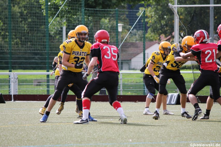 U17 Marburg Mercenaries vs. Frankfurt Pirates 016