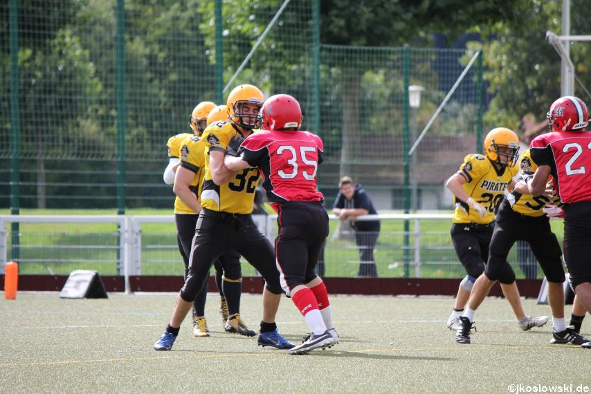 U17 Marburg Mercenaries vs. Frankfurt Pirates 017
