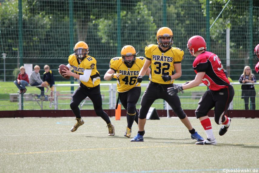 U17 Marburg Mercenaries vs. Frankfurt Pirates 018