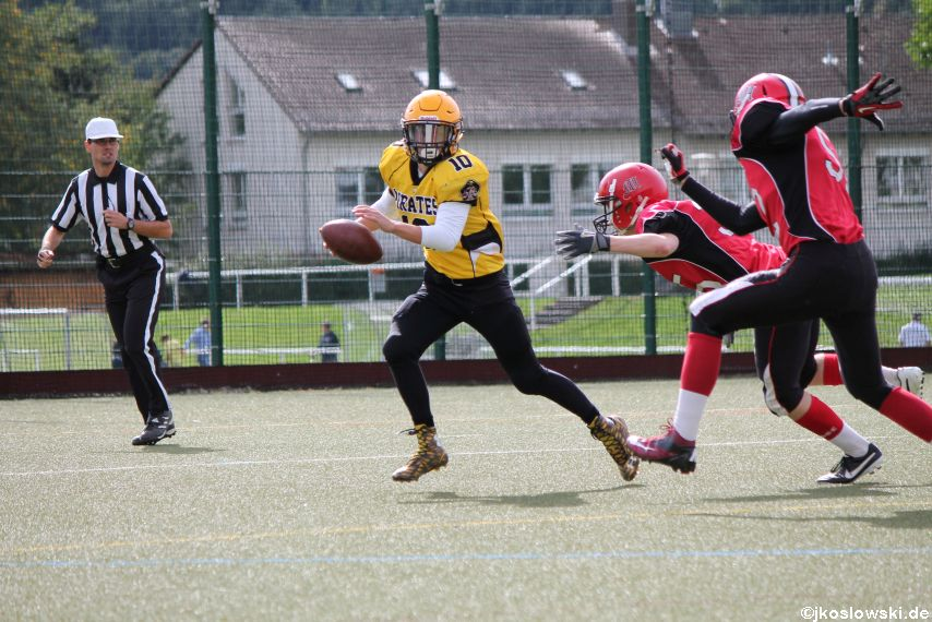 U17 Marburg Mercenaries vs. Frankfurt Pirates 019