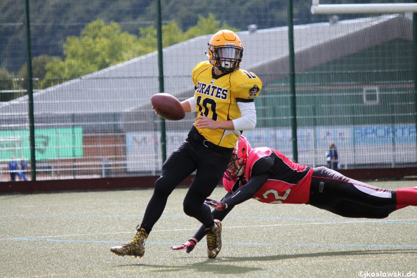 U17 Marburg Mercenaries vs. Frankfurt Pirates 020