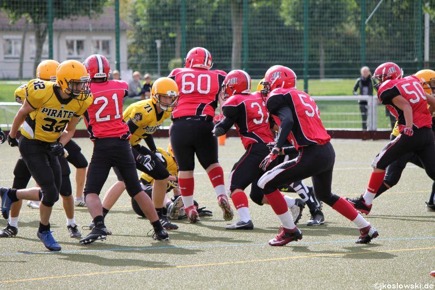 U17 Marburg Mercenaries vs. Frankfurt Pirates 022