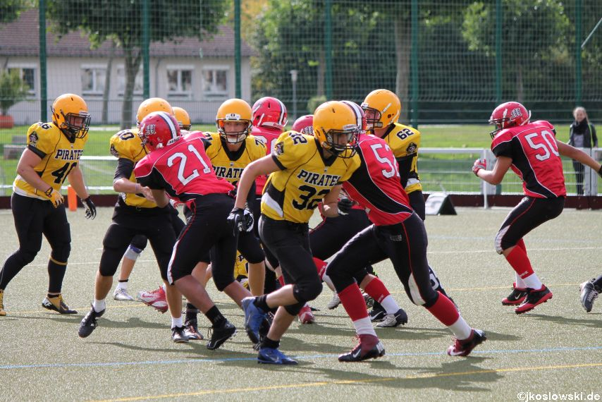 U17 Marburg Mercenaries vs. Frankfurt Pirates 023