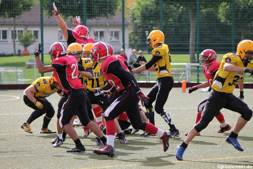U17 Marburg Mercenaries vs. Frankfurt Pirates 024