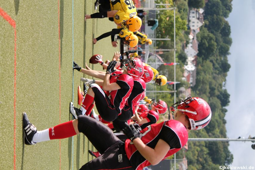 U17 Marburg Mercenaries vs. Frankfurt Pirates 025