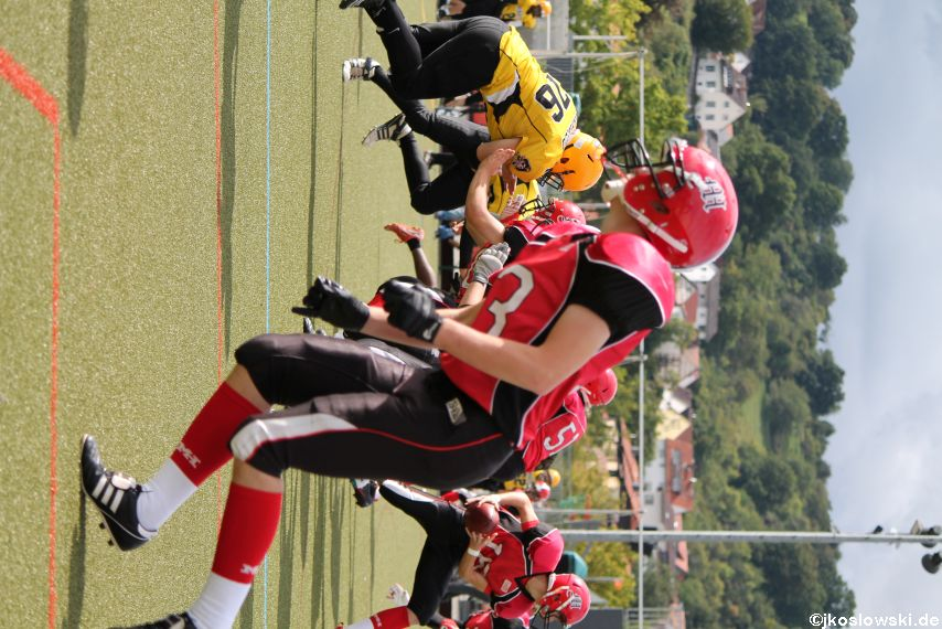U17 Marburg Mercenaries vs. Frankfurt Pirates 026