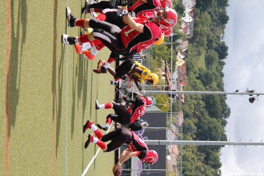 U17 Marburg Mercenaries vs. Frankfurt Pirates 027