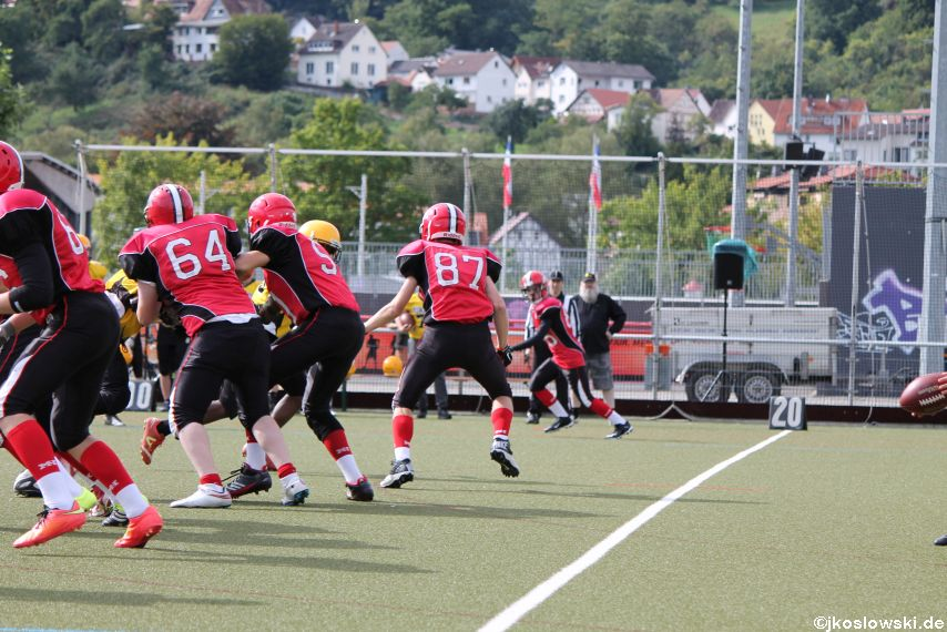 U17 Marburg Mercenaries vs. Frankfurt Pirates 029