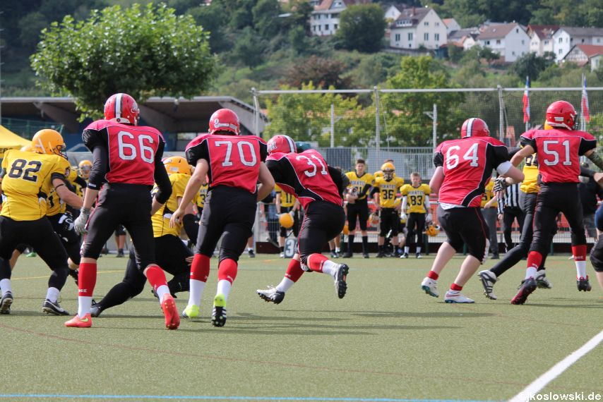 U17 Marburg Mercenaries vs. Frankfurt Pirates 030