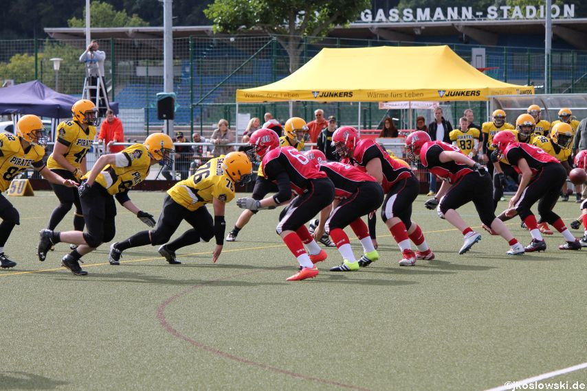 U17 Marburg Mercenaries vs. Frankfurt Pirates 032