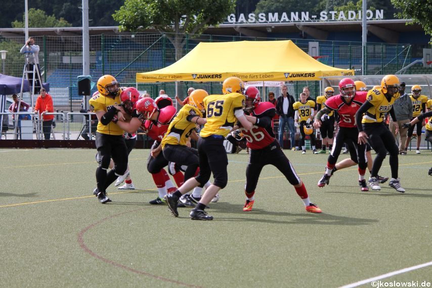 U17 Marburg Mercenaries vs. Frankfurt Pirates 035