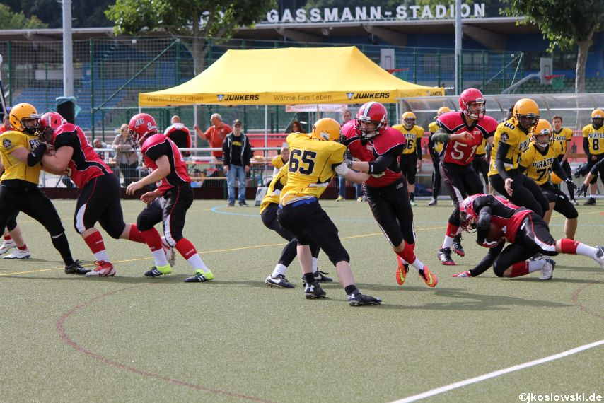 U17 Marburg Mercenaries vs. Frankfurt Pirates 036
