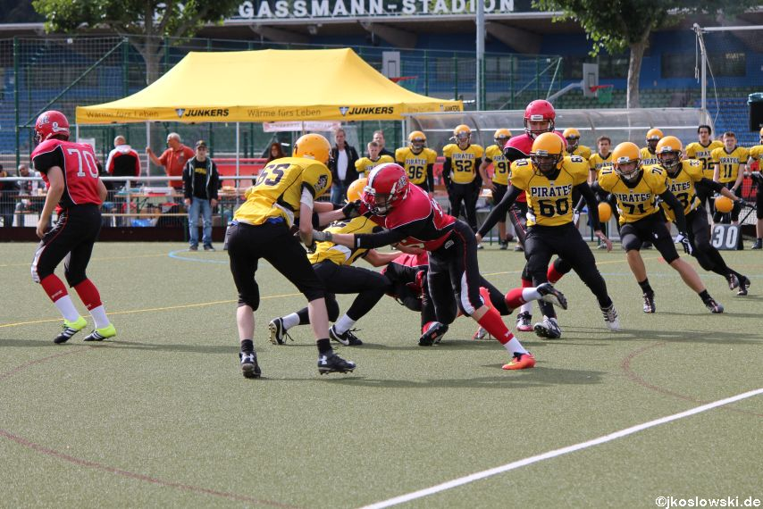 U17 Marburg Mercenaries vs. Frankfurt Pirates 037