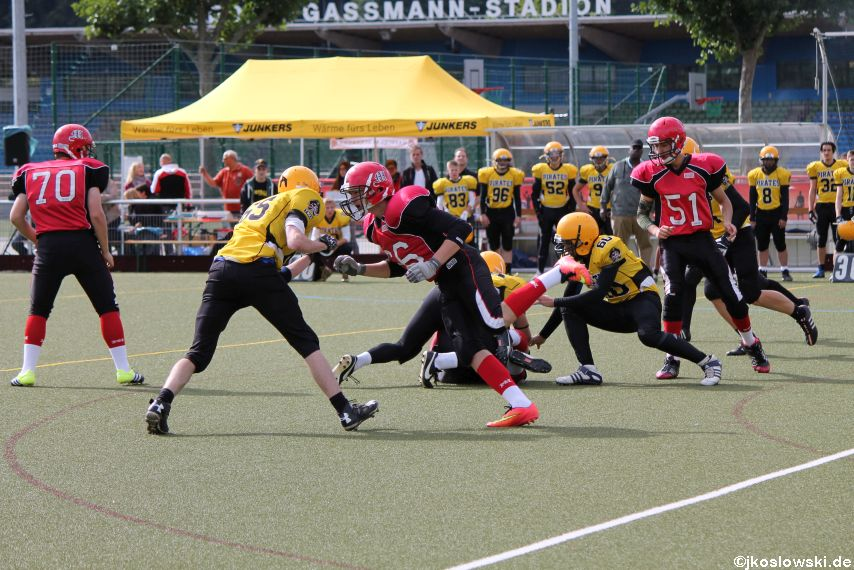 U17 Marburg Mercenaries vs. Frankfurt Pirates 038