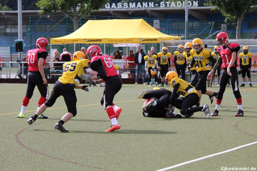 U17 Marburg Mercenaries vs. Frankfurt Pirates 039