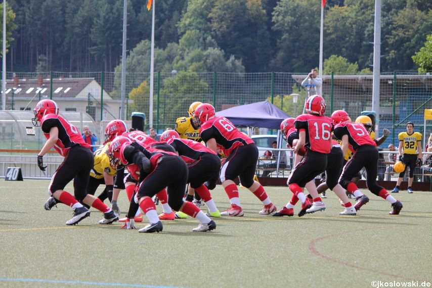 U17 Marburg Mercenaries vs. Frankfurt Pirates 040
