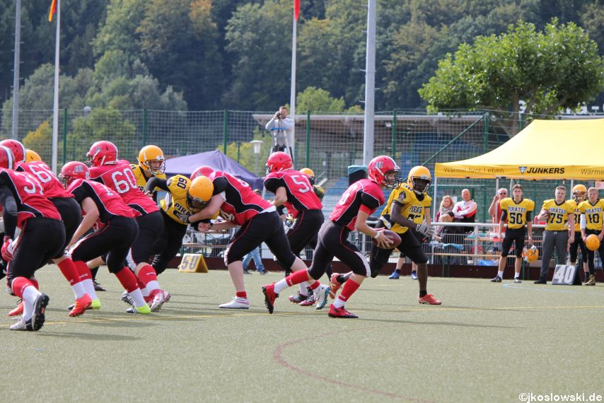 U17 Marburg Mercenaries vs. Frankfurt Pirates 041