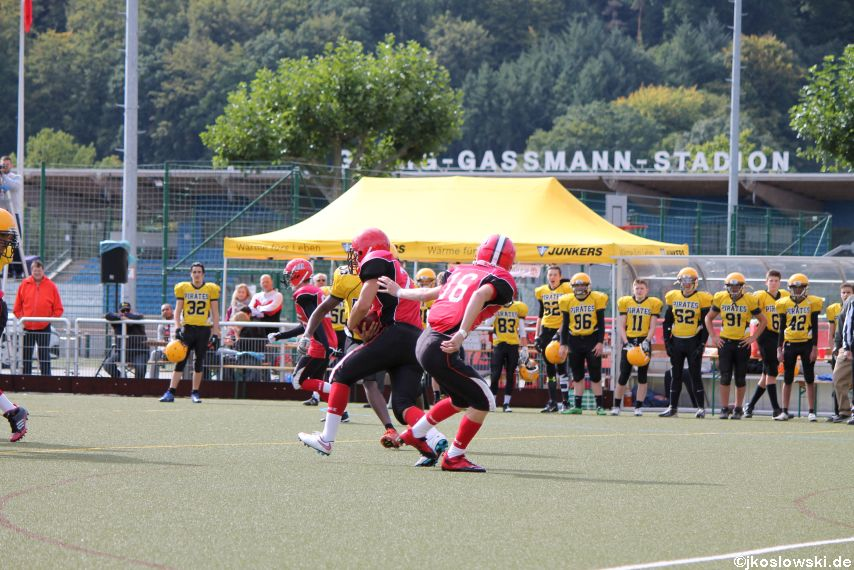 U17 Marburg Mercenaries vs. Frankfurt Pirates 043