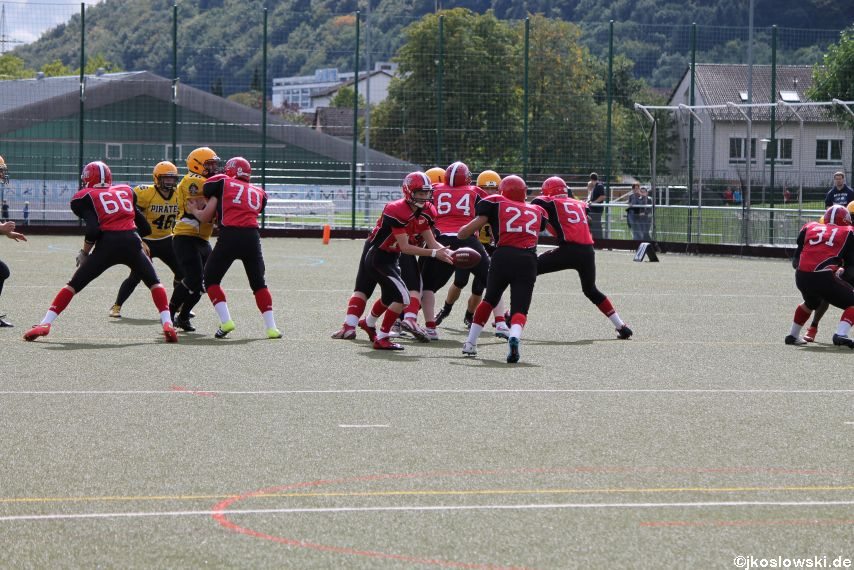 U17 Marburg Mercenaries vs. Frankfurt Pirates 045