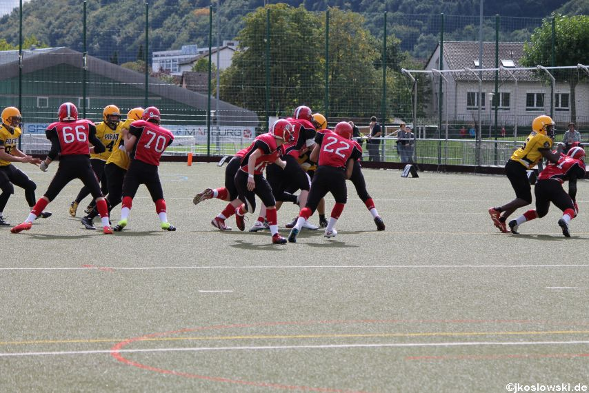 U17 Marburg Mercenaries vs. Frankfurt Pirates 046