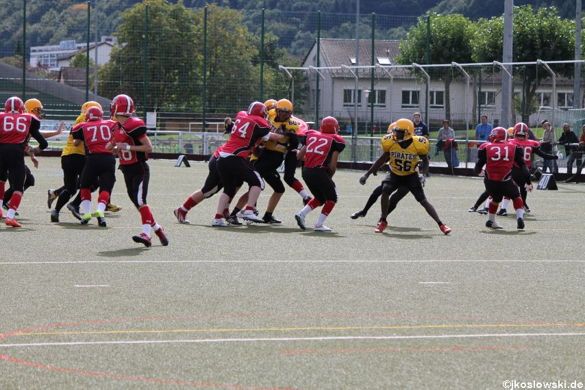 U17 Marburg Mercenaries vs. Frankfurt Pirates 048